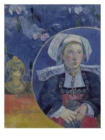 paul-gauguin-the-beautiful-angel