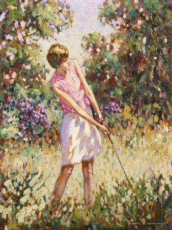 paul-gribble-lady-golfer-in-the-rough