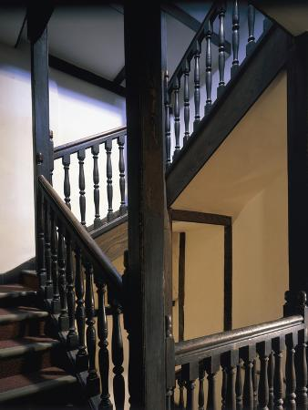 paul-highnam-view-of-staircase-bessie-surtees-house-newcastle-upon-tyne-tyne-and-wear