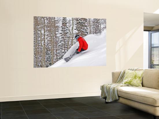 paul-kennedy-snowboarder-enjoying-deep-fresh-powder-at-brighton-ski-resort