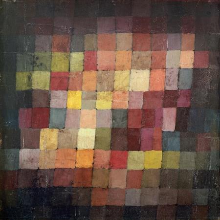paul-klee-ancient-harmony-c-1925