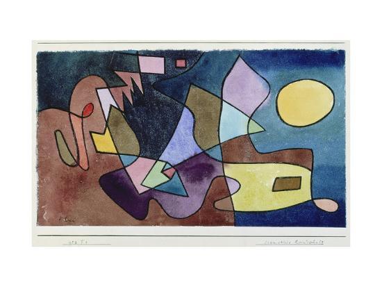 paul-klee-dramatic-landscape-1928