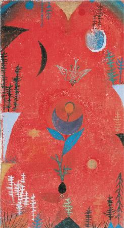 paul-klee-flower-myth-1918