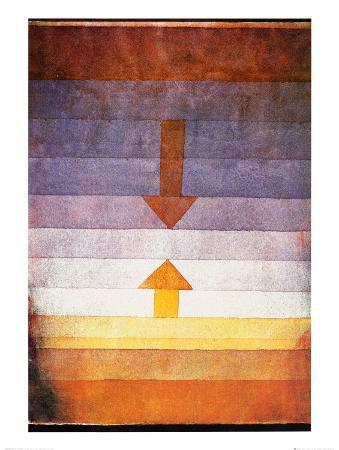 paul-klee-scheidung-abends-c-1922