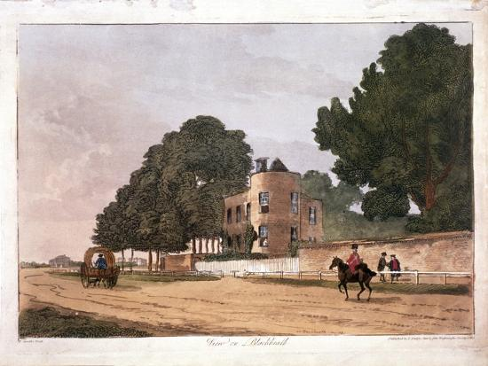 paul-sandby-the-south-lodge-at-the-ranger-s-house-greenwich-london-1812