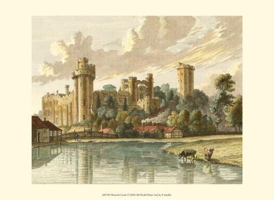 paul-sandby-warwick-castle