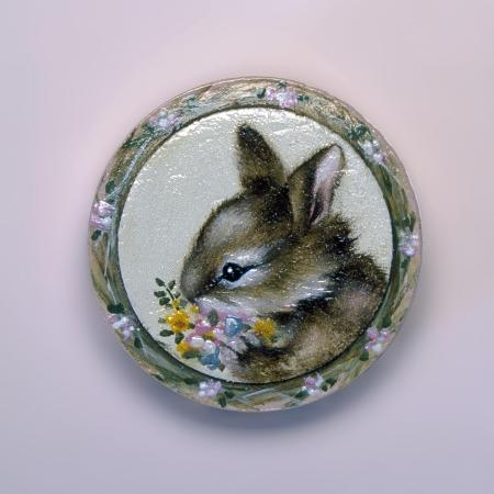 peggy-harris-bunny-circle-ii