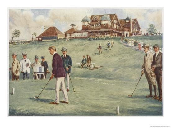 percy-f-s-spence-golfers-golfing-at-the-royal-sydney-golf-club-links