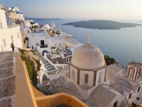 peter-adams-church-and-fira-town-at-sunset-fira-santorini-thira-cyclades-greece