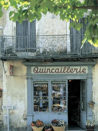 peter-adams-shop-in-sault-provence-france