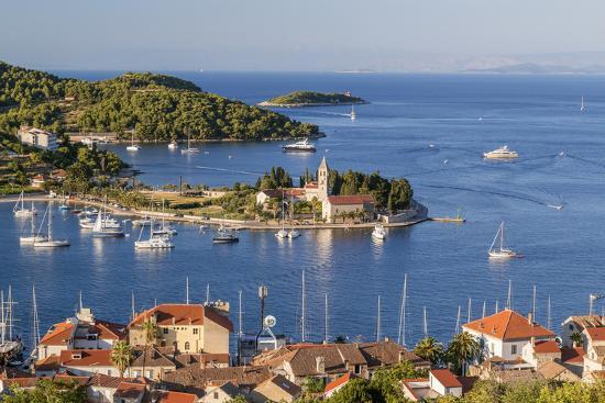 peter-adams-vis-town-franciscan-monastery-and-harbor-vis-island-croatia
