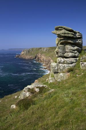 peter-barritt-looking-to-sennen-cove-from-lands-end-summer-sunshine-cornwall-england-united-kingdom-europe