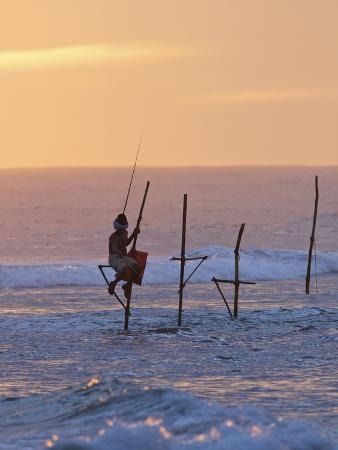 peter-barritt-stilt-fisherman-at-weligama-south-coast-sri-lanka-asia