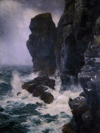 peter-graham-ribbed-and-paled-in-by-rocks-unscaleable-1885