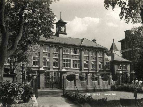 peter-higginbotham-st-giles-hospital-camberwell-london