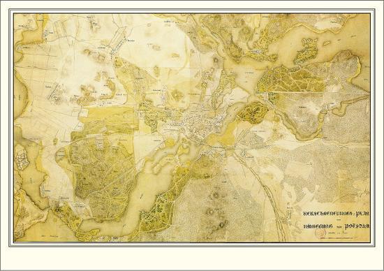 peter-joseph-lenne-verschoenerungsplan-von-potsdam-1833