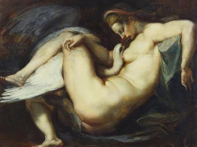 Leda and the swan peter paul rubens монеты украины программа