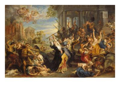 rubens massacre of the innocents essay Its name, massacre of the innocents could not have been more blatant wars create chaos and lead to deaths of innocent people, mostly women and children we will write a custom essay sample on any topic specifically for you for only $1390/page.
