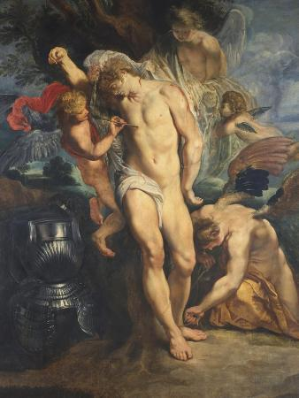 peter-paul-rubens-saint-sebastian-tended-by-angels-1601-02