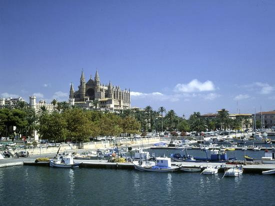 peter-thompson-palma-cathedral-and-harbour-majorca-spain