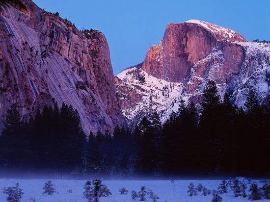 peter-walton-half-dome-from-cooks-meadow-yosemite-national-park
