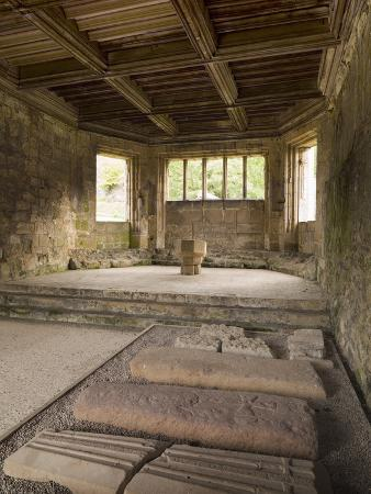 peter-williams-chapter-house-haughmond-abbey-shropshire-uk
