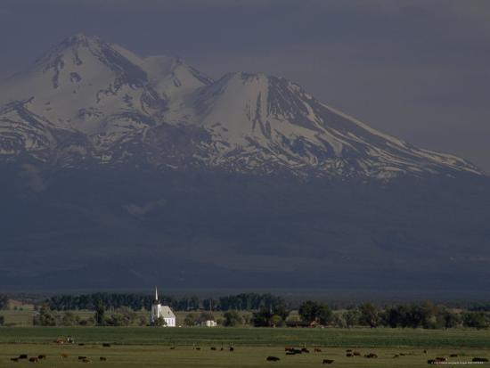 phil-schermeister-little-shasta-church-with-mount-shasta-in-background-california