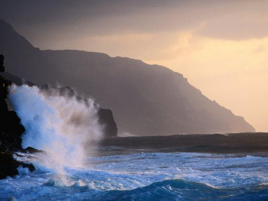 philip-smith-surf-pounding-against-na-pali-coastal-cliffs-at-dawn-united-states-of-america