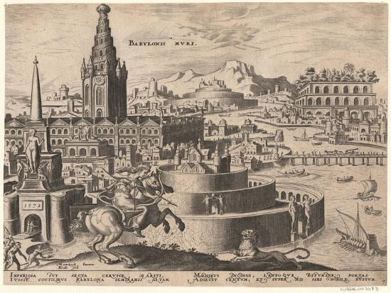 philipp-galle-die-mauern-von-babylon-1572