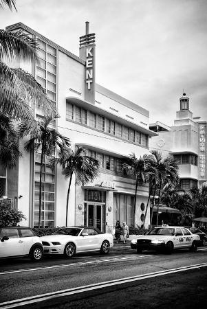 philippe-hugonnard-art-deco-architecture-with-yellow-cab-miami-beach-florida