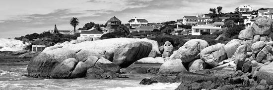 philippe-hugonnard-awesome-south-africa-collection-panoramic-boulders-beach-view-ii-b-w