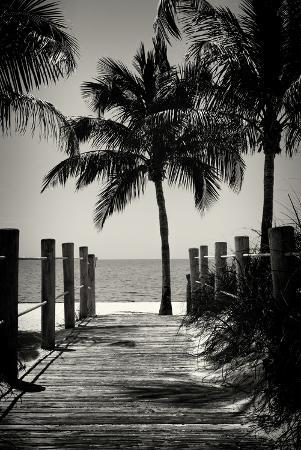 philippe-hugonnard-boardwalk-on-the-beach-key-west-florida