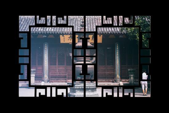 philippe-hugonnard-china-10mkm2-collection-asian-window-buddhist-temple