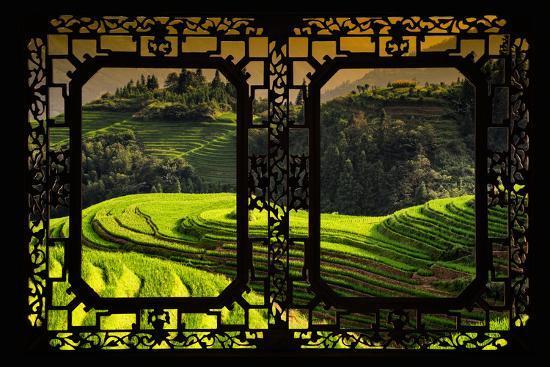 philippe-hugonnard-china-10mkm2-collection-asian-window-rice-terraces-longsheng-ping-an-guangxi