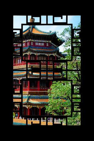 philippe-hugonnard-china-10mkm2-collection-asian-window-summer-palace-temple