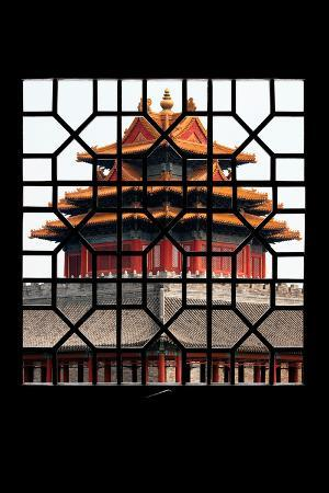 philippe-hugonnard-china-10mkm2-collection-asian-window-watchtower-forbidden-city
