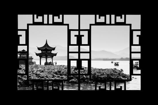 philippe-hugonnard-china-10mkm2-collection-asian-window-west-lake