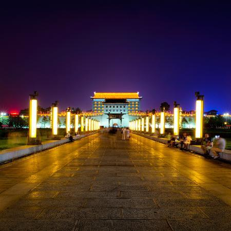 philippe-hugonnard-china-10mkm2-collection-city-lights-xi-an-city