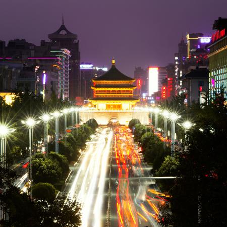 philippe-hugonnard-china-10mkm2-collection-city-night-xi-an