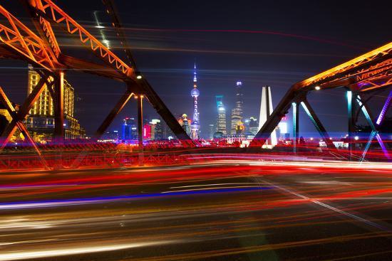 philippe-hugonnard-china-10mkm2-collection-colorful-garden-bridge-shanghai