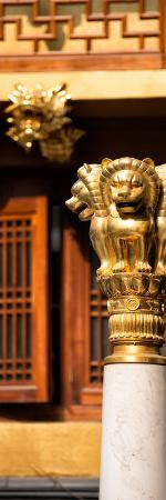 philippe-hugonnard-china-10mkm2-collection-golden-chinese-lion-statue-jing-an-temple-shanghai