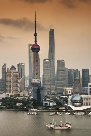 philippe-hugonnard-china-10mkm2-collection-shanghai-skyline-with-oriental-pearl-tower