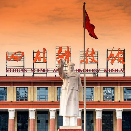 philippe-hugonnard-china-10mkm2-collection-statue-of-mao-zedong