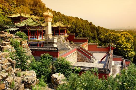 philippe-hugonnard-china-10mkm2-collection-summer-palace-at-sunset