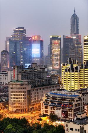 philippe-hugonnard-china-10mkm2-collection-the-bund-at-night-shanghai