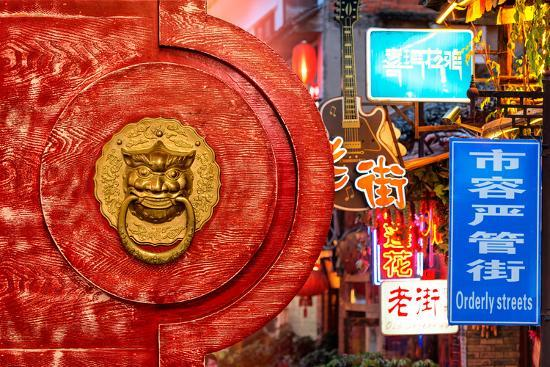 philippe-hugonnard-china-10mkm2-collection-the-door-god-orderly-streets