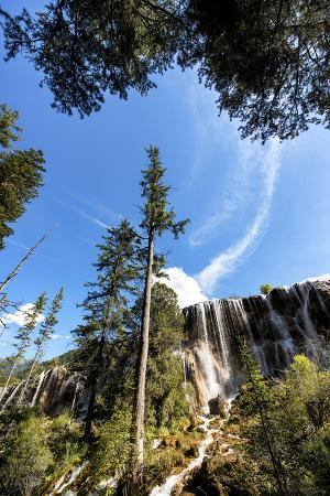 philippe-hugonnard-china-10mkm2-collection-waterfalls-in-the-jiuzhaigou-national-park