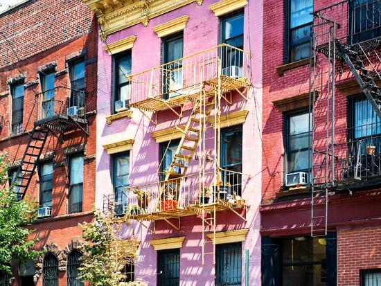 philippe-hugonnard-colorful-buildings-with-fire-escape-williamsburg-brooklyn-new-york-united-states