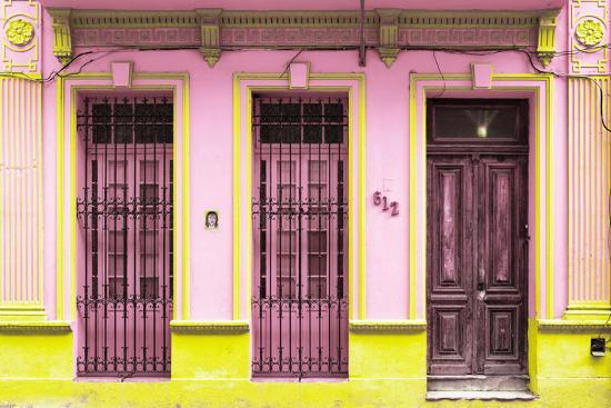 philippe-hugonnard-cuba-fuerte-collection-612-street-havana-pink-and-yellow