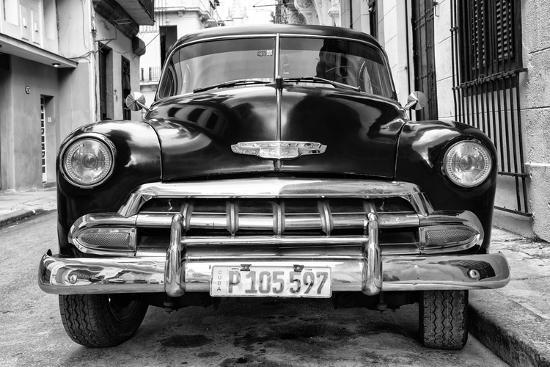 philippe-hugonnard-cuba-fuerte-collection-b-w-old-classic-chevy-iii